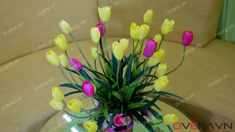 Hoa lụa cao cấp HL9997
