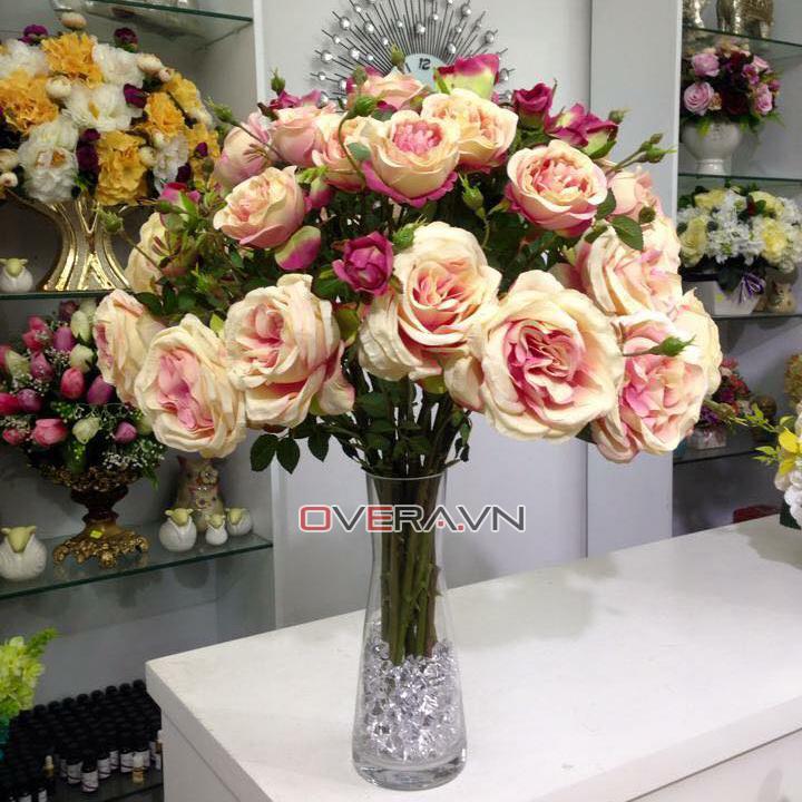 Hoa lụa cao cấp HL057
